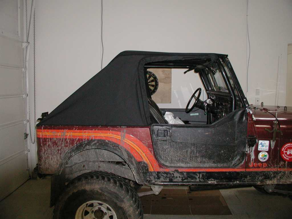 California Fast Back Top For Yj Jeep Wrangler Forum